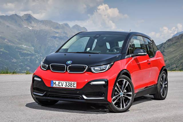 Nuova BMW i3 e i3S, le foto