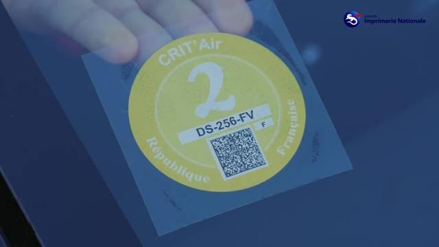 Crit'Air: il bollino in Francia obbligatorio anche per i turisti