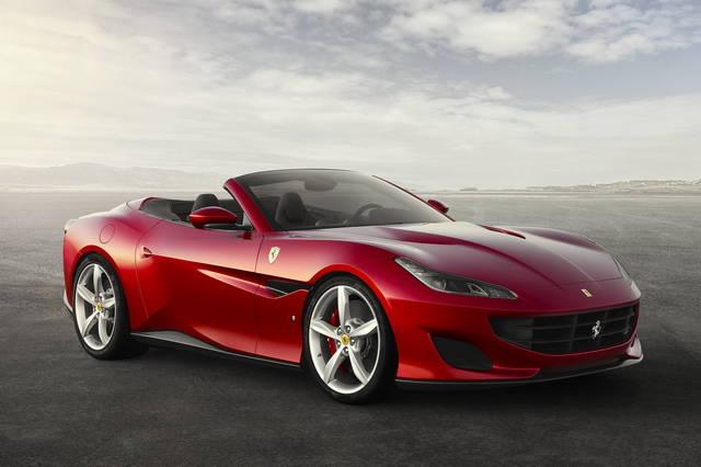 Ferrari svela la Portofino, una spider-coupé da 600 CV e 320 km/h