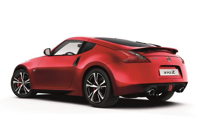 Nissan 370Z: più efficace con la nuova frizione