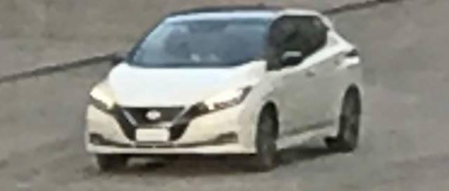 Nissan Leaf 2018: manca poco all'esordio