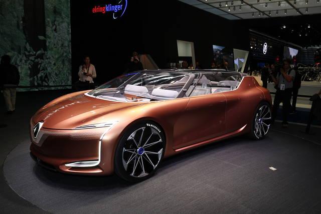 Renault Symbioz, l'auto in simbiosi con la casa