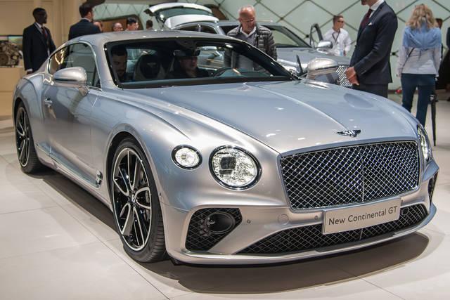 Bentley Continental GT: lusso ad alta velocità