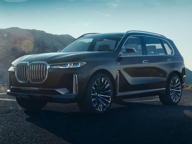 BMW X7: sfuggono le prime immagini