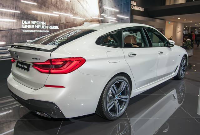 BMW Serie 6 Gran Turismo: buona la seconda