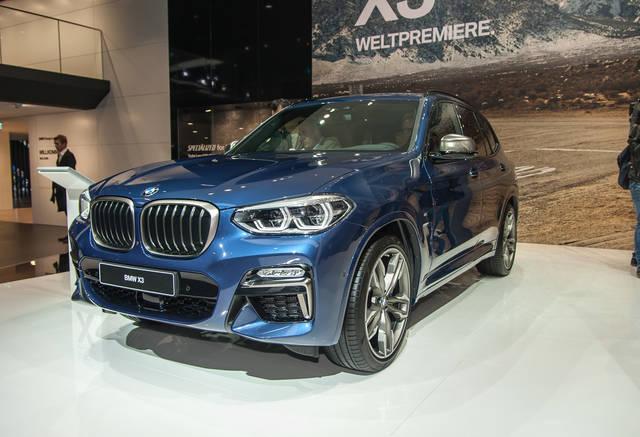 Nuova BMW X3: più raffinata e tecnologica