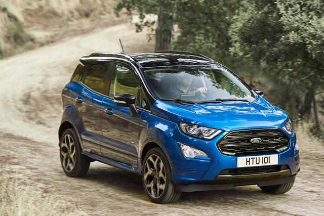 Ford Ecosport: arriva la nuova versione