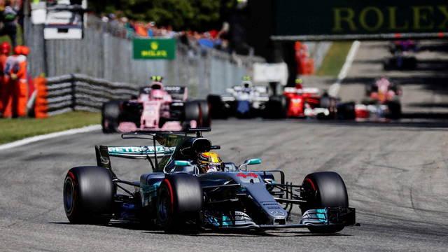 Formula 1 2017, risultato gara Gp d'Italia: vince Hamilton. Classifica e calendario