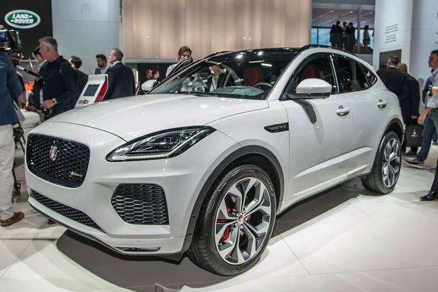 Jaguar E-Pace: piccola, ma ugualmente lussuosa