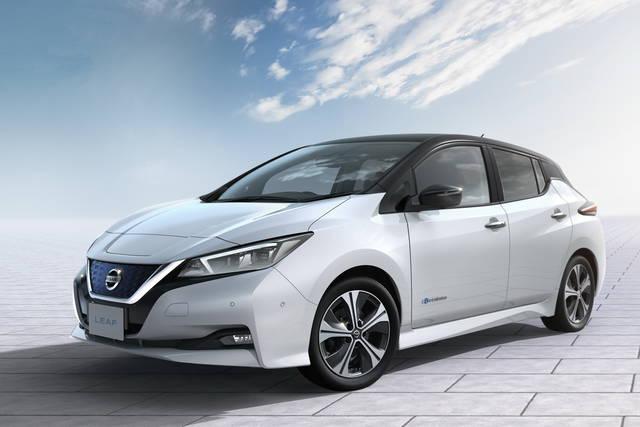 Nuova Nissan Leaf: ora l'elettrica ha la guida assistita