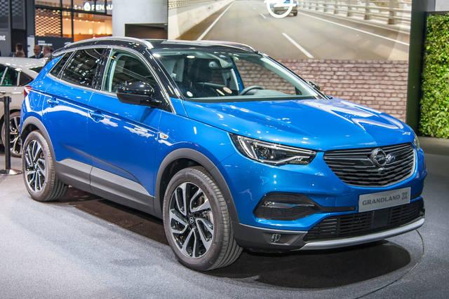 Opel Grandland X: suv media che vuole essere grande