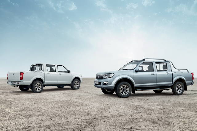 Nel 2020 un pick-up PSA-ChangAn