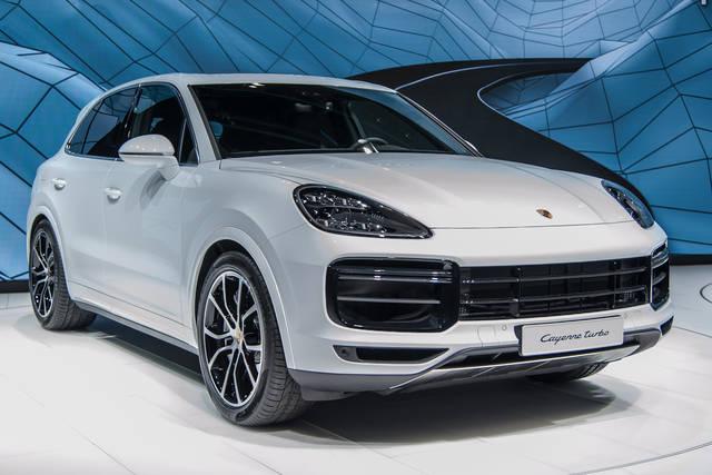 Porsche Cayenne: ecco la terza edizione