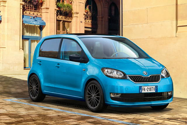 Una Skoda Citigo tutta look: è la Design Edition