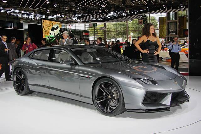 Lamborghini all orizzonte c una berlina for Concessionari lamborghini