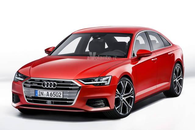 Audi a6 pronta alla sfida for Quando esce la nuova audi q3 2018