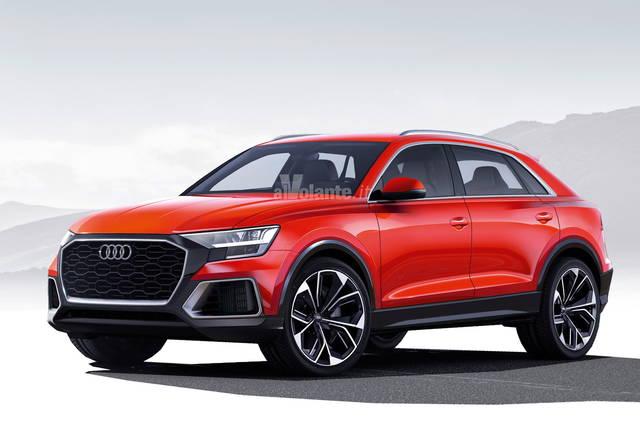 Audi Q8: la suv si fa sportiva