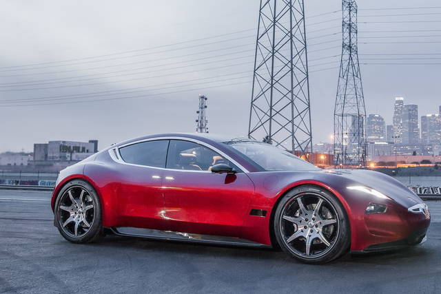 La Fisker ci riprova con la EMotion EV