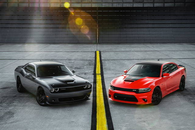Dodge e Ram sbarcano in Italia
