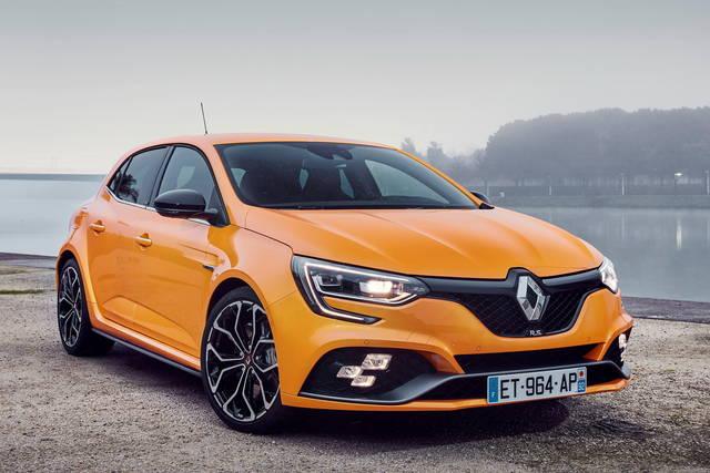 Renault rs megane