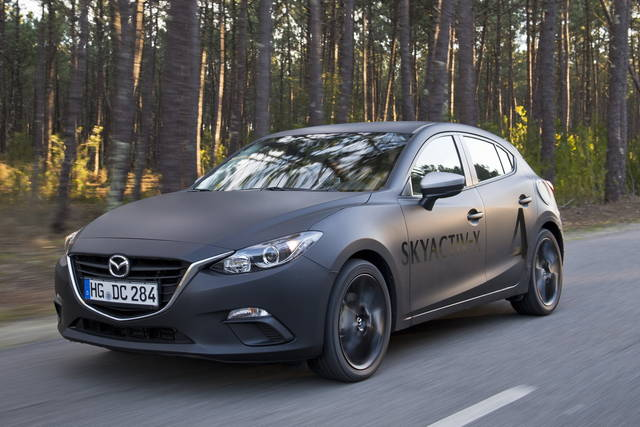 Mazda Skyactiv X Il Trait D Union Tra Diesel E Benzina