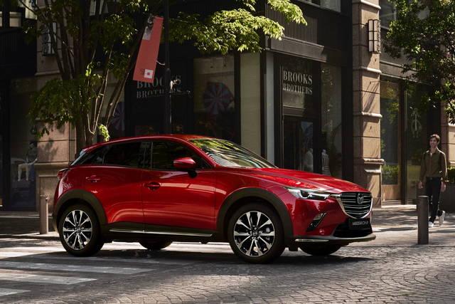 Mazda Cx 3 Per Lei Piccole Novita