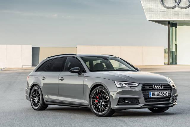 Audi A4 Più Grinta Con Il Pacchetto S Line Black