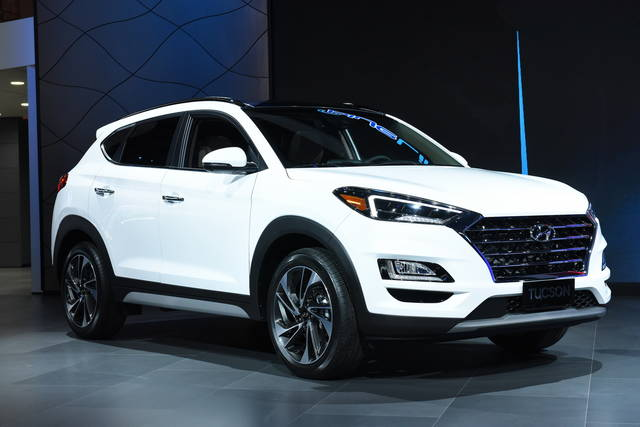 Hyundai Tucson: restyling e nuovo 1.6 diesel