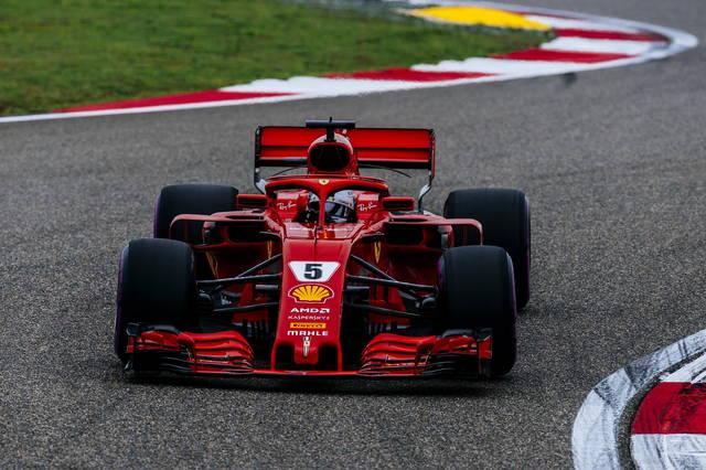 Ferrari f1 qualifiche diretta 3