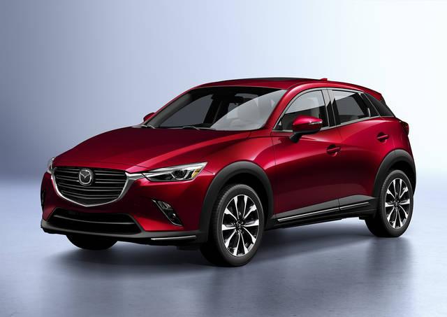 Sulla Mazda Cx 3 Il Nuovo Motore 1 8 Skyactiv D