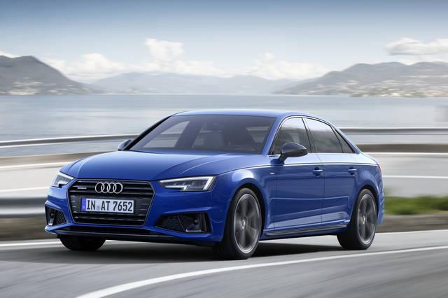 Audi a4 per lei piccoli ritocchi for Lunghezza audi a4 berlina