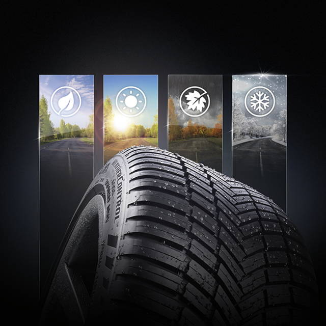 Bridgestone Weather Control A005: in sicurezza tutto l'anno