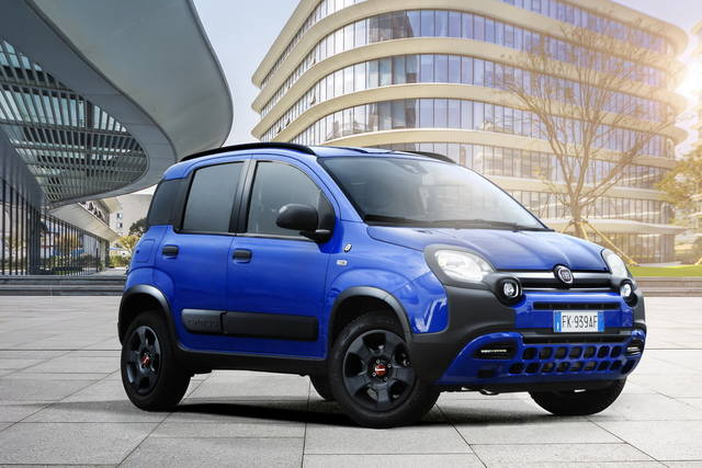 Fiat Panda Waze: il navigatore è social