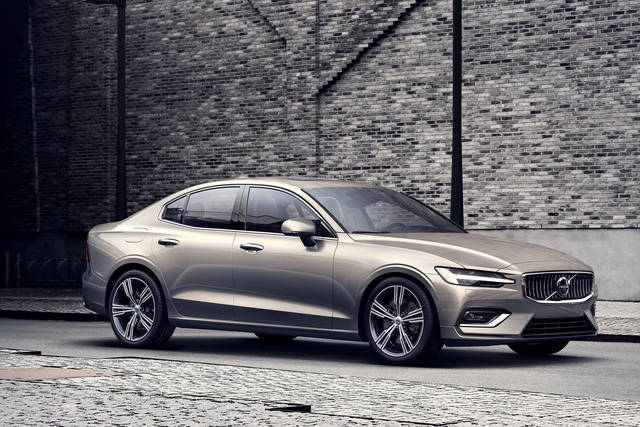 Volvo S60: la berlina made in Usa