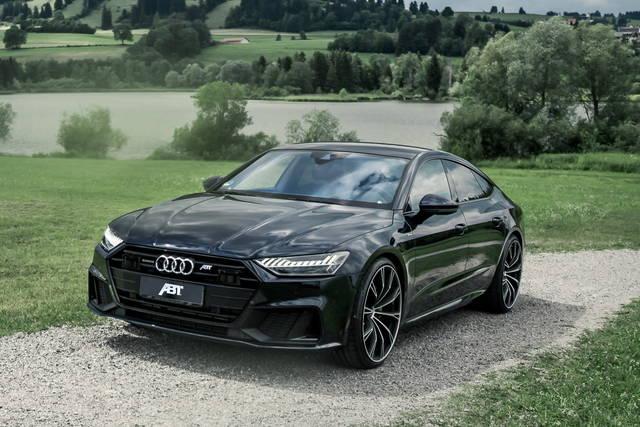 Audi A7 Sportback Abt Cura Ricostituente