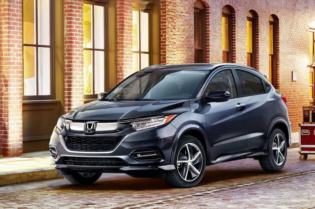 Honda HR-V: negli Usa annunciato il restyling