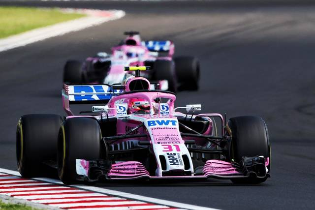 Formula 1: nuovi fondi per la Force India