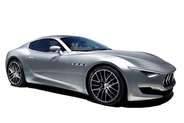 Maserati Alfieri La Coupe Della Svolta