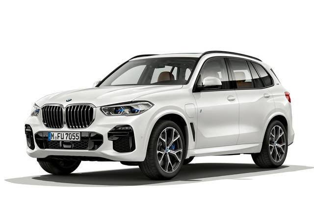 BMW X5: annunciata la ibrida plug-in
