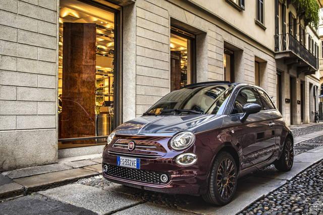 Fiat 500 Collezione Autunno Intonata Ai Colori Di Stagione