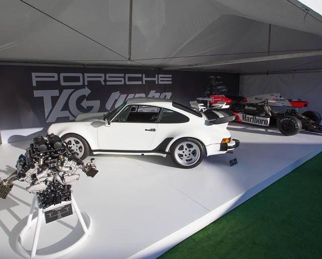 Risultati immagini per porsche 911 motore formula 1