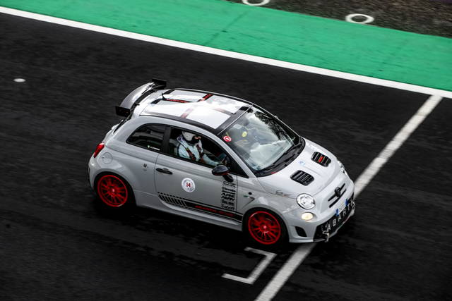 Abarth Day: l'ultimo raduno del 2018