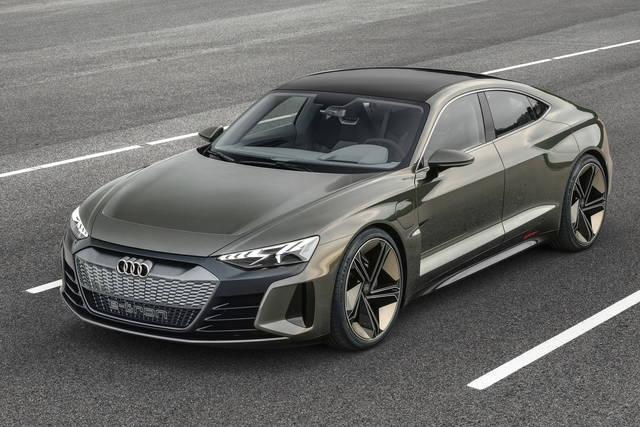Audi e-tron GT concept nel 2020 sar realt