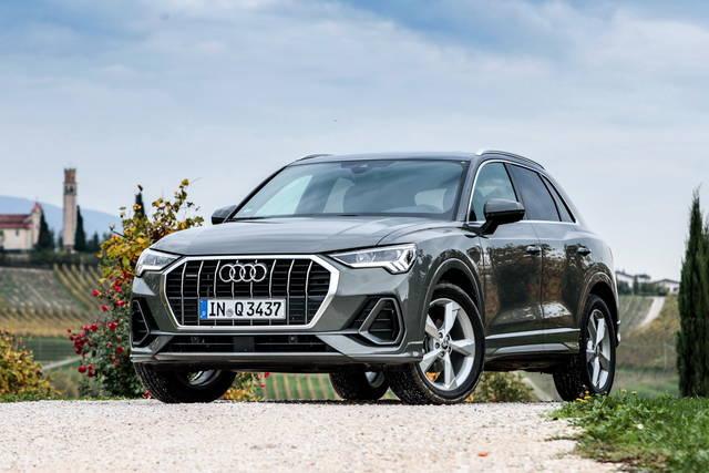 Audi q3 2019 i prezzi partono da euro for Quando esce la nuova audi q3 2018