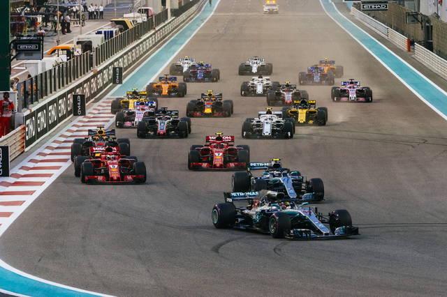 Formula Uno 2020 Calendario.Formula 1 Il Calendario Del Campionato 2019