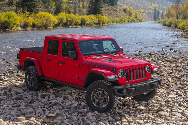 Gladiator: anche la Jeep ha il suo pick-up Jeep-gladiator-2018-11_09