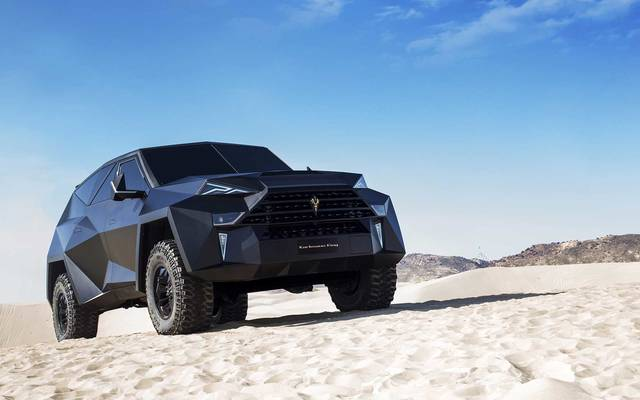 Karlmann King: una supersuv da 3 milioni