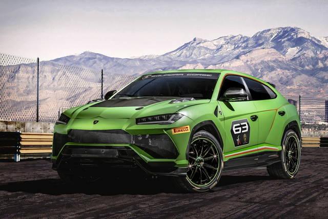 Lamborghini ST-X Concept