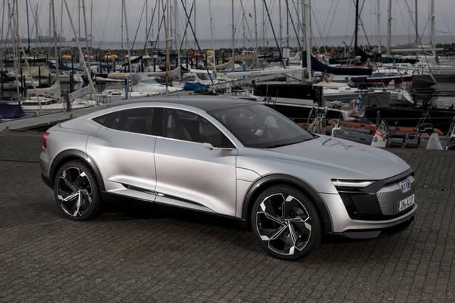 Audi 14 miliardi per le nuove tecnologie