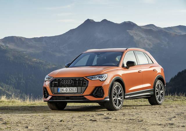 Audi nuovi motori per Q2 Q3 e A6